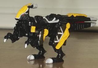 獣電竜パラサガン