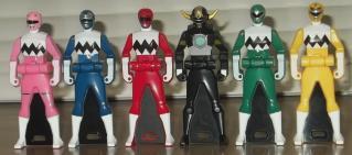 星獣戦隊ギンガマン