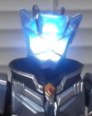 WAP!11仮面ライダーウィザード インフィニティースタイル(顔面発光)