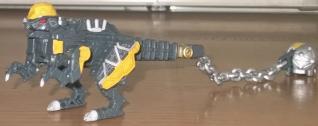 獣電竜ブンパッキー(バトルモード)