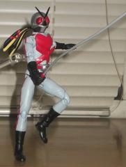 S.H.フィギュアーツ仮面ライダーX(ライドロープ)