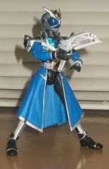 S.H.フィギュアーツ仮面ライダーウィザード ウォータードラゴン(ウィザーソードガン ガンモード)