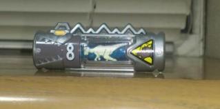 ブンパッキー獣電池(チャージモード)