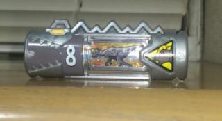 ブンパッキー獣電池(ブレイブインモード)