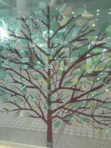 植物の恵みの木