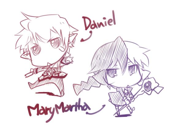 ダニエル・MM