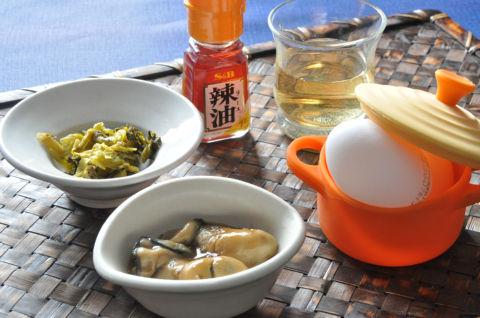 茶碗蒸し材料