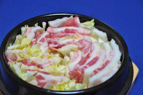 豚肉と白菜の重ね2