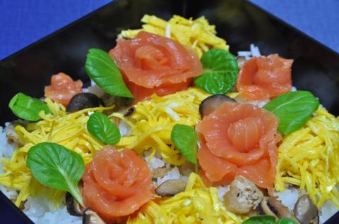 華ちらし寿司3