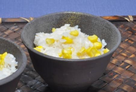 トウキビご飯2
