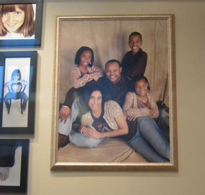 あめりか家族写真