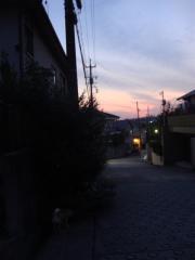 日の入り時刻