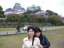 平成22年4月11日姫路城清掃会3
