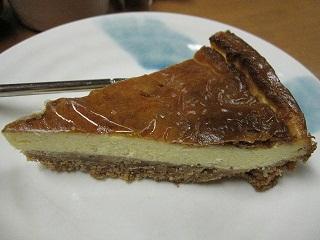 平成22年5月4日チーズケーキ2