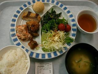 平成22年5月11日学食