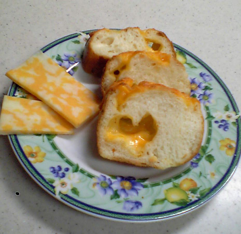 チーズクーペ切り口