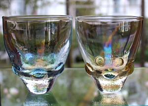虹彩(こうさい)グラス