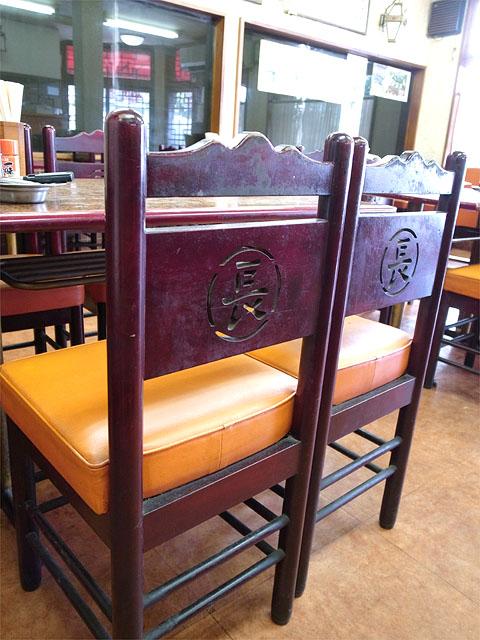 140629下北沢丸長-椅子