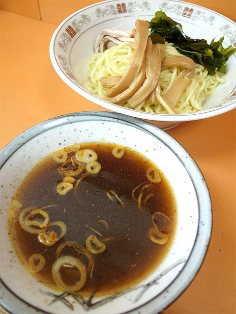 140629下北沢丸長-中華つけ麺