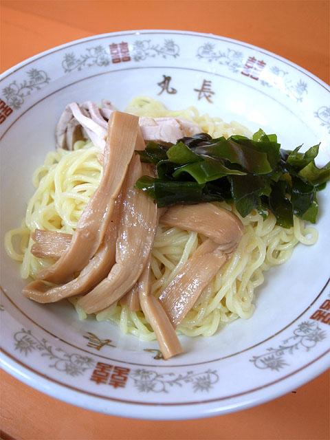 140629下北沢丸長-中華つけ麺・麺
