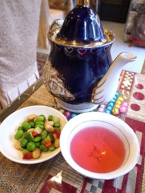 140629シルクロードタリム-黒イチゴ紅茶