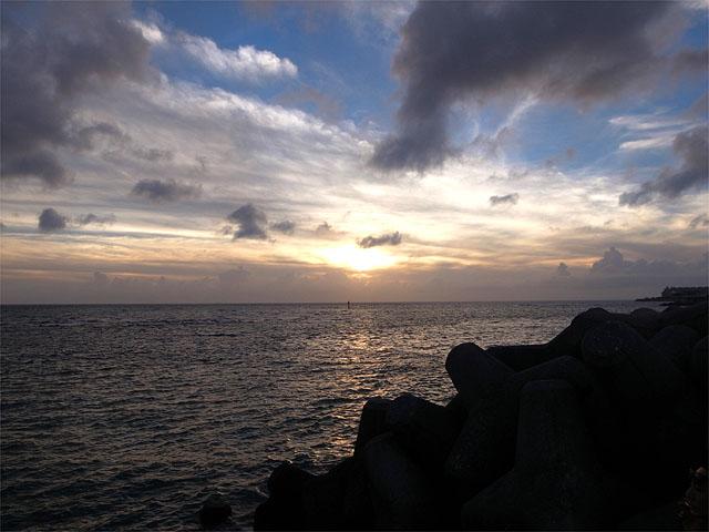 140621サンセットビーチ2