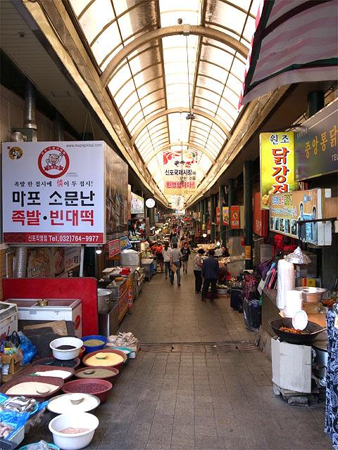140523焼肉店-古い市場