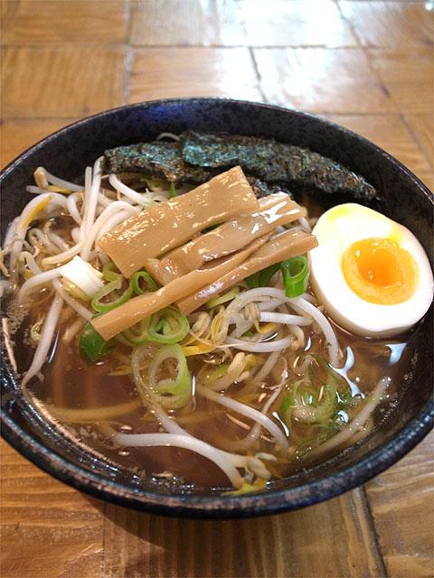 140524松江製麺所-しょうゆラーメン