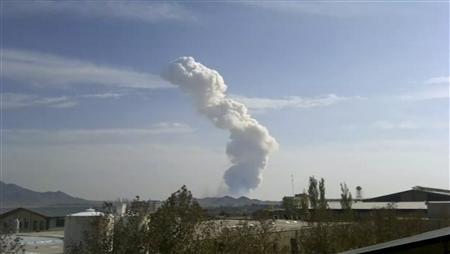 イラン爆撃