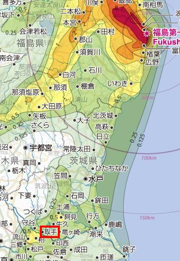 建築家エビネンコの極楽日記 「早川マップ」こと放射・汚染地図(6訂版)