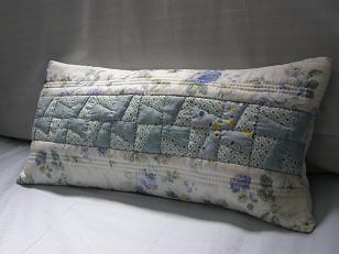 おばあちゃんの枕カバー
