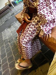 南伊豆:子供の浴衣