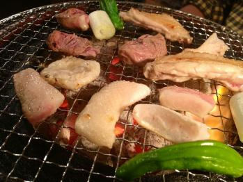 ハマー 肉