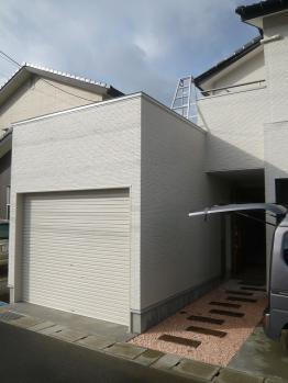 車庫、アプローチ2