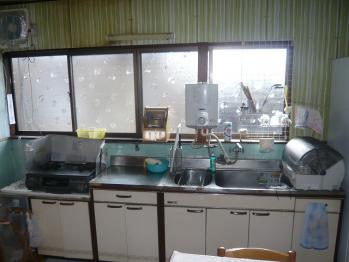 着工前キッチン20130310