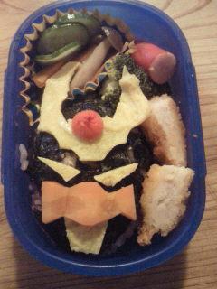 隼人のお弁当