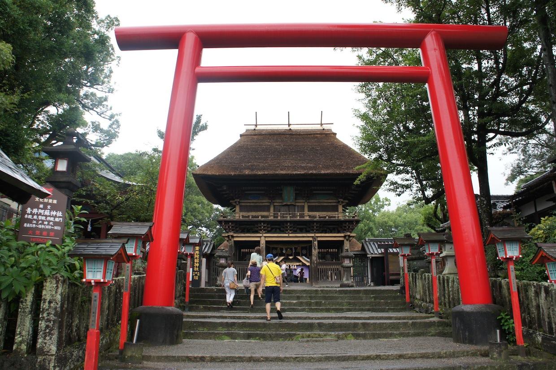 青井神社1