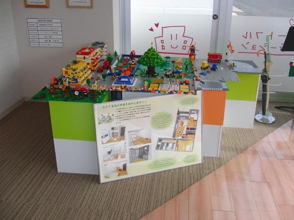 レゴコーナー
