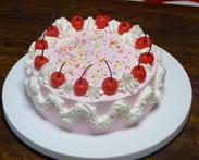 Kさんのケーキ