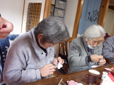 雛飾り作り1