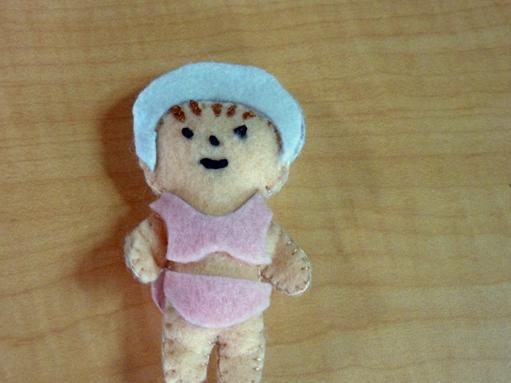 赤ちゃん人形