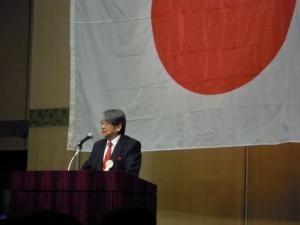 朝日を糺す国民会議・渡部昇一先生 (2)