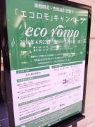 エコロモキャンペーン