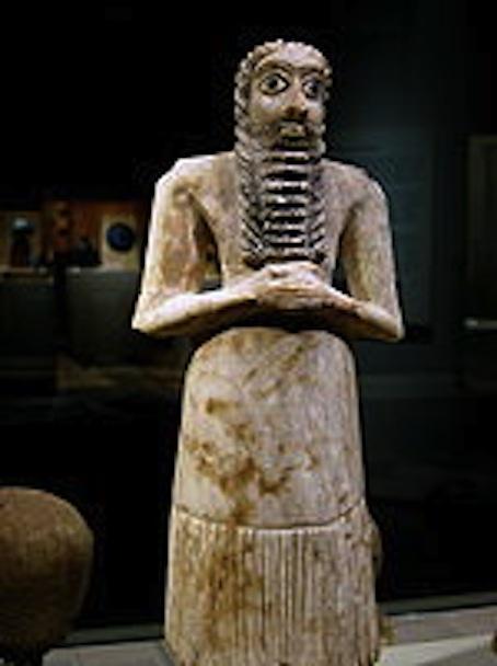 シュメール2750-2600BC