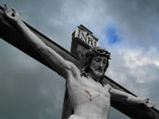 イエスキリスト十字架