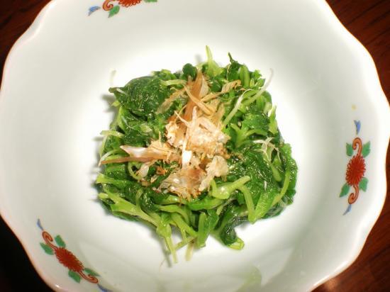 白菜お浸し_convert_20110905174225