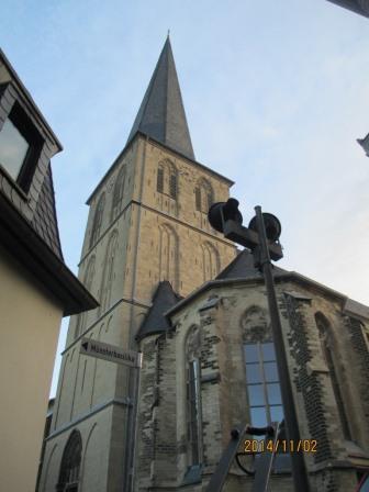 メンヒェングラートバッハ市教会