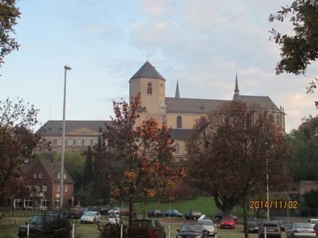 メンヒェングラートバッハ大聖堂