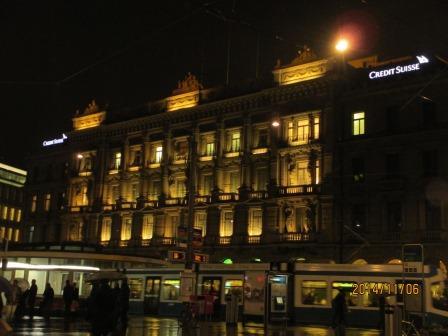 Credit Suisse 本店