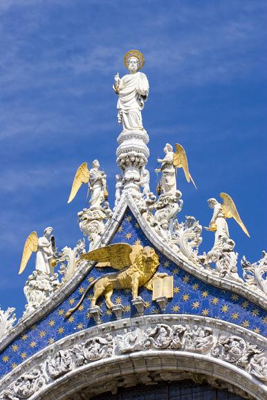 サンマルコ大聖堂―聖なるもののために